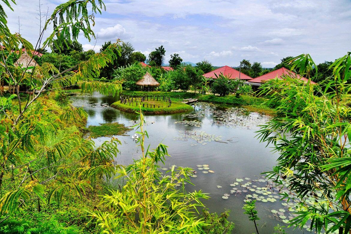 Eco Resort in Cambodia