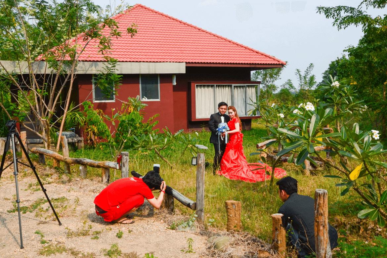 khmer Bride & Groom