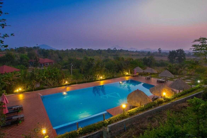 resort in pailin