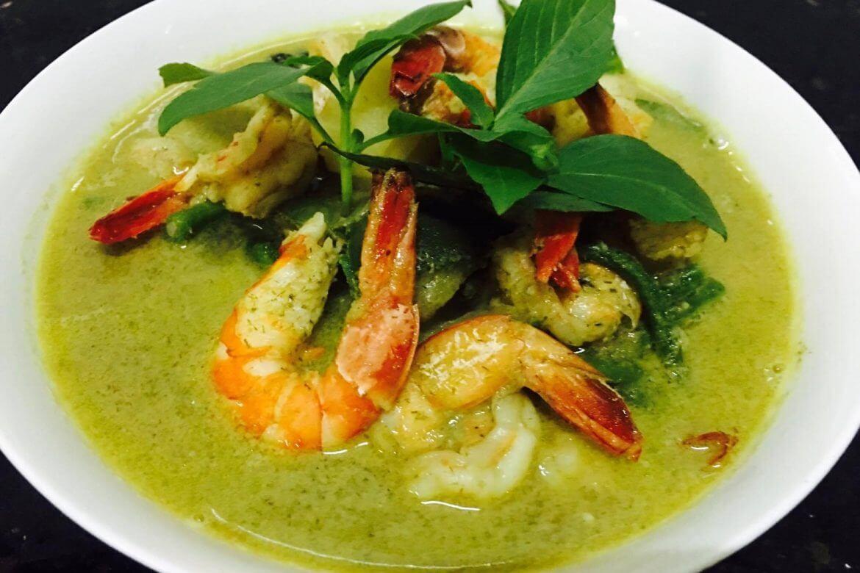 khmer green cury